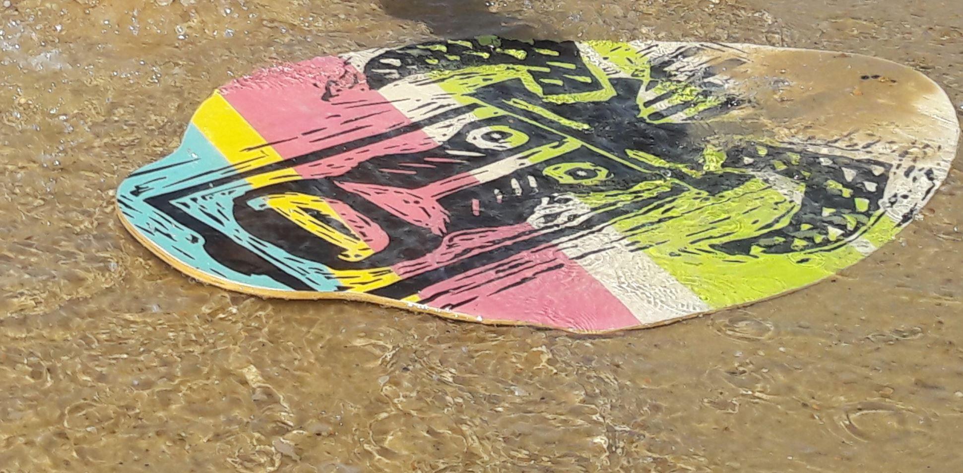 Skinny Board