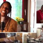 Judy Bailey und viele andere Musiker*innen begeistern in einem Musik-Video