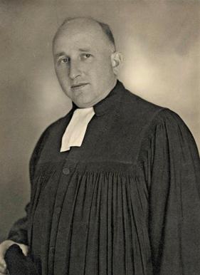 Pfarrer Friedrich Blindow