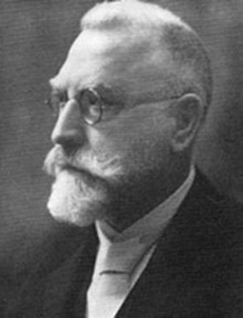 Superintendent Ernst Rentrop