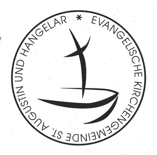 Das künftige Siegel der Gemeinde St. Augustin und Hangelar