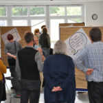 Gruppenarbeit beim Konzeptions-Workshop