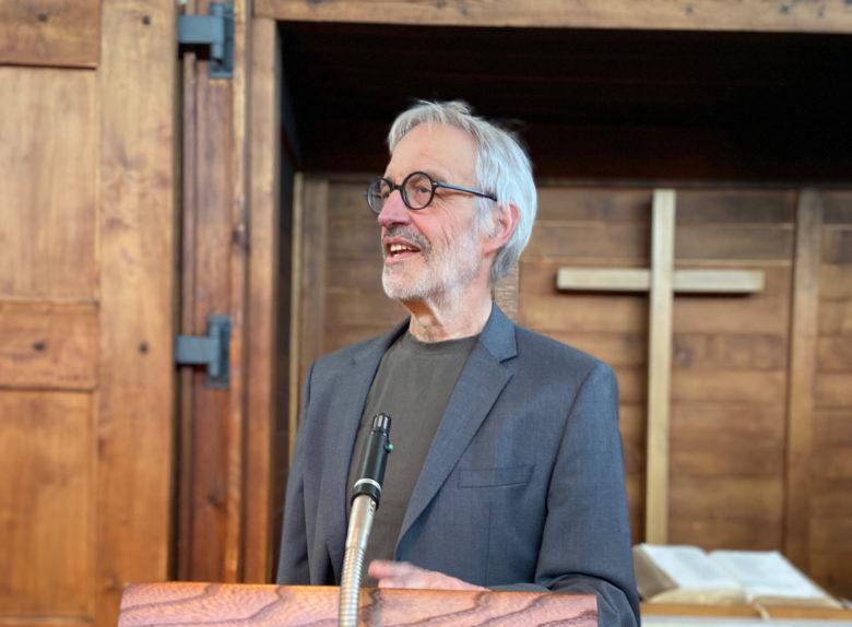 Pfarrer Heiko Schmitz