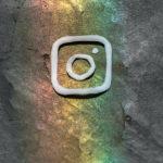 Das Instagram-Logo - künstlerisch dargestellt. Foto: Unsplash