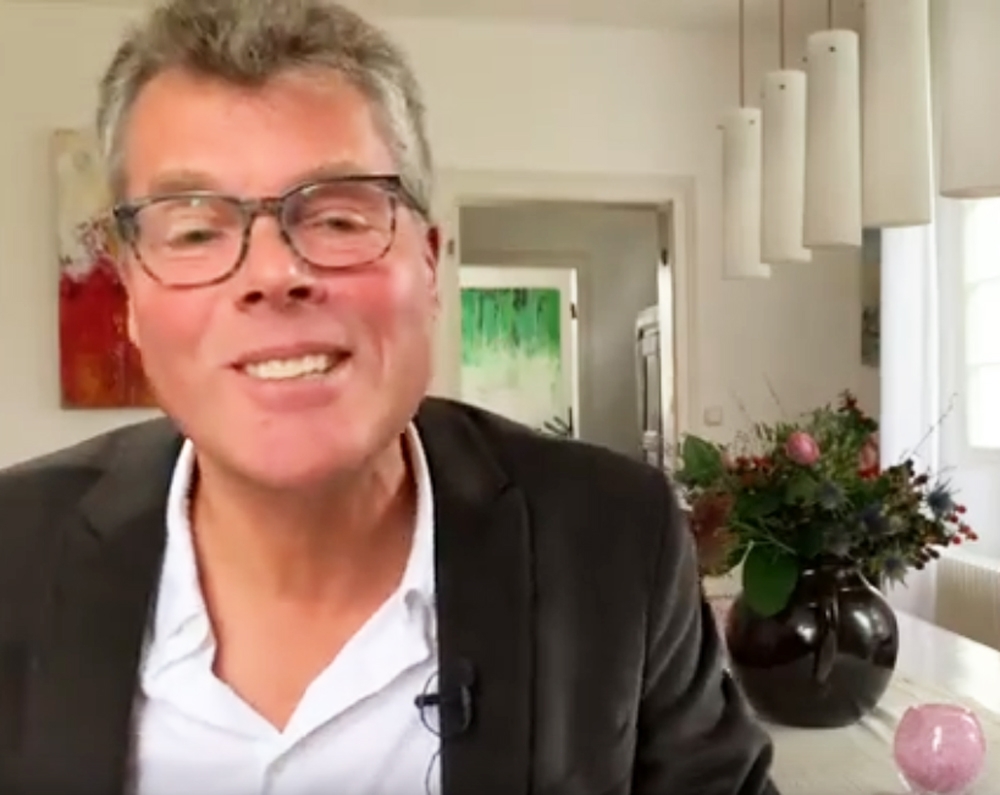Pfarrer Carsten Schleef