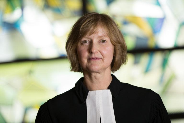 Superintendentin Almut van Niekerk