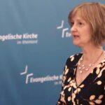 Almut van Niekerk im Interview als Präses-Kandidatin